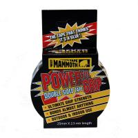 Powerful Grip Double Sided Tape - 25mm / 1""