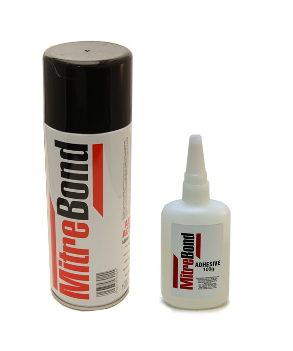 Mitrebond 3 Oz Adhesive With 400ml Activator Southdale