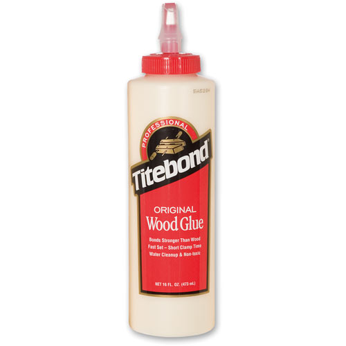 Titebond - Original Wood Glue - 16oz | Southdale Tool & Supply